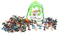 """Игровой набор солдатиков """"Армия"""", в рюкзаке, XXB-1, фото"""