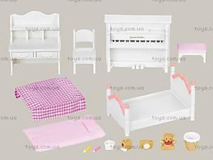 Игровой набор «Спальня для девочки» Sylvanian Families, 5162, купить