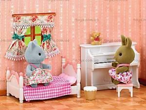 Игровой набор «Спальня для девочки» Sylvanian Families, 5162