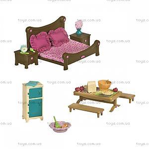 Игровой набор  «Спальня и столовая», 6127Z