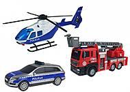 Игровой набор «Спасательная команда», 371 5008, фото