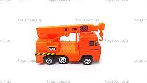 Игровой набор машинок «Стройтехника КАМАЗ», SB-15-02, игрушки