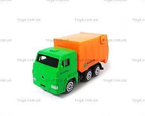 Игровой набор машинок «Стройтехника КАМАЗ», SB-15-02, детские игрушки
