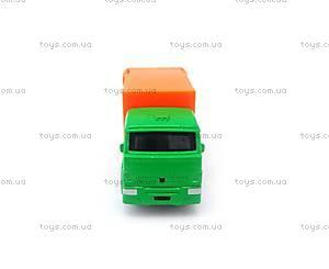 Игровой набор машинок «Стройтехника КАМАЗ», SB-15-02, toys.com.ua