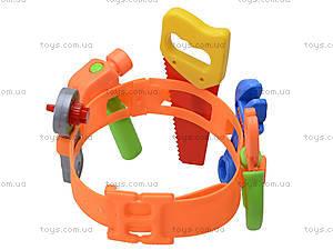 Игровой набор строительных инструментов, 338-7D, фото