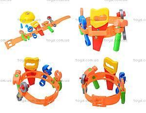 Игровой набор строительных инструментов, 338-7D