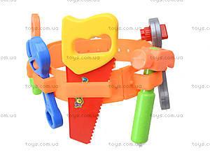 Игровой набор строительных инструментов, 338-7D, цена