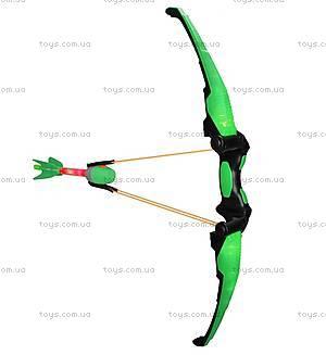 Игровой набор «Светящийся арбалет Firetek», зеленый, AS990G, купить