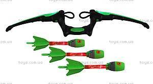 Игровой набор «Светящийся арбалет Firetek», зеленый, AS990G, фото