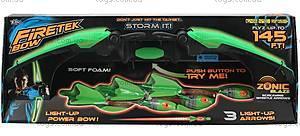 Игровой набор «Светящийся арбалет Firetek», зеленый, AS990G
