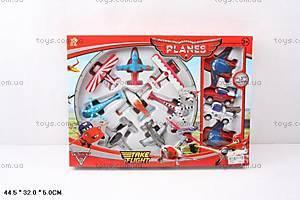 Игровой набор «Тачки и Летачки», 399-32D