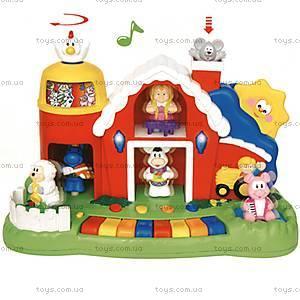 Игровой набор для малышей «Танцующая ферма», 034934