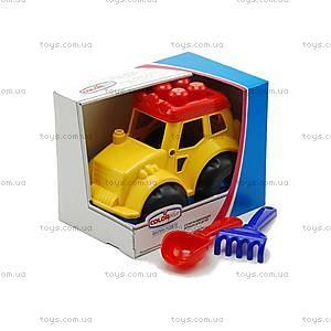 Игровой набор «Трактор Кузнечик», CP0010704066