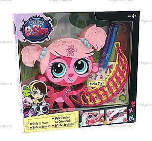 Игровой набор Littlest Pet Shop «Укрась зверюшку», B0033, купить