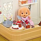 Игровой набор «Украшение для торта» Sylvanian Families, 5264, фото