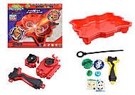 """Игровой набор """"Бейблэйд"""", 2 волчка и арена, TD999-A666, детские игрушки"""