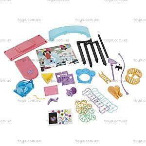 Игровой набор Littlest Pet Shop «Веселый парк развлечений», B0249, купить