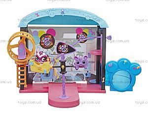 Игровой набор Littlest Pet Shop «Веселый парк развлечений», B0249, фото