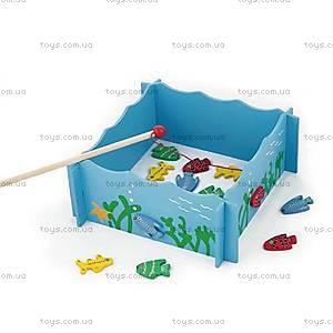 Игровой набор Viga Toys «Рыбалка», 56305