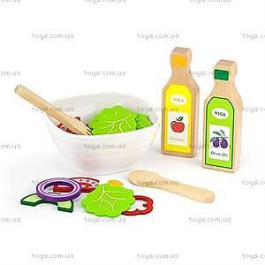 Игровой набор Viga Toys «Салат» (36 элементов), 51605