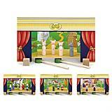 Игровой набор Viga Toys «Театр», 56005, фото