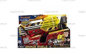 Игровой набор Xploderz Savage Shield, 45235, купить