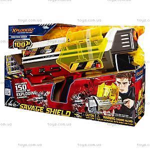 Игровой набор Xploderz Savage Shield, 45235