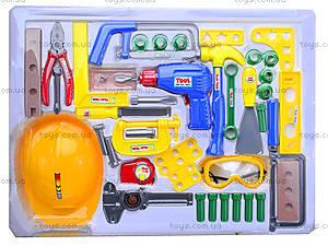 Игровой набор инструментов для детей, T201, цена