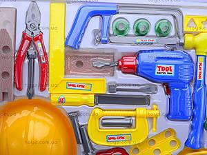 Игровой набор инструментов для детей, T201, игрушки