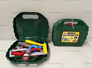 Игровой набор инструментов «Мой чемоданчик», 4371, купить