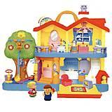 Игровой набор для детей «Загородный дом», 032730, фото