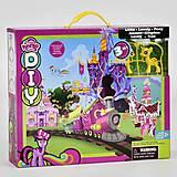 Игровой набор «Замок с пони», SM1026, купить