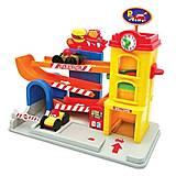 Игровой набор «Занимательный гараж», 055707, отзывы