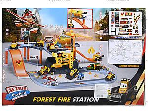 Игровой паркинг для детей, XZ-168, магазин игрушек