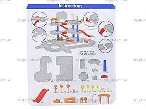 Игровой паркинг для детей «Летачки», 6889-1, игрушки