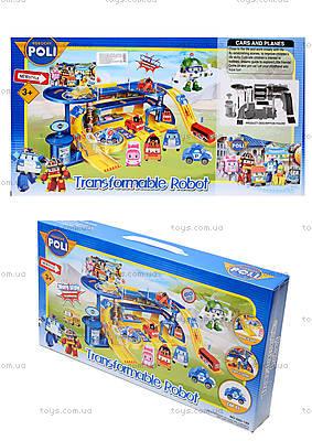 Игровой паркинг «Робокар Поли», 660-199, цена