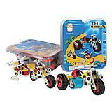Игровой пластиковый конструктор Build&Play «Транспорт», 2555-15Е, фото