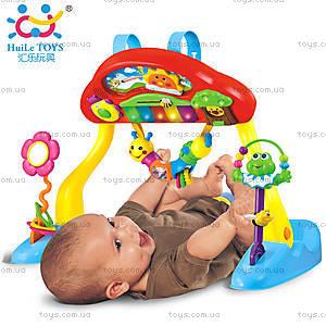 Игровой развивающий центр Huile Toys «Фитнес-пианино», 786, купить