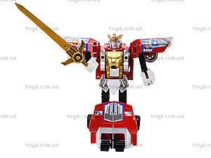 Игровой робот-трансформер, для детей, 2610A, отзывы
