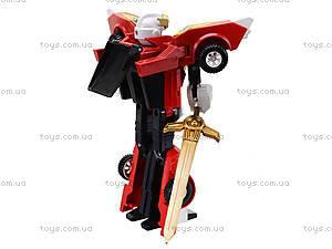 Игровой робот-трансформер, для детей, 2610A, игрушки