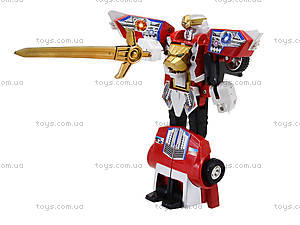 Игровой робот-трансформер, для детей, 2610A, магазин игрушек