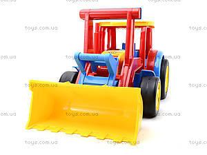 Игровой трактор «Гигант» для детей, 66000, купить