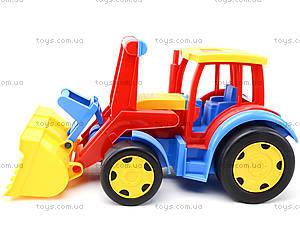 Игровой трактор «Гигант» для детей, 66000, фото