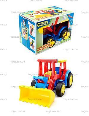 Игровой трактор «Гигант» для детей, 66000