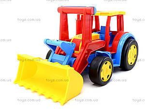 Игровой трактор «Гигант» для детей, 66000, игрушки