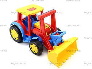 Игровой трактор «Гигант» для детей, 66000, детские игрушки