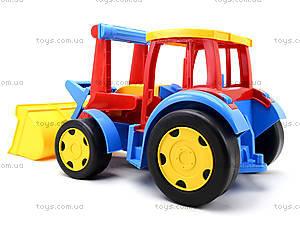 Игровой трактор «Гигант» для детей, 66000, магазин игрушек