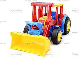 Игровой трактор «Гигант» для детей, 66000, toys.com.ua