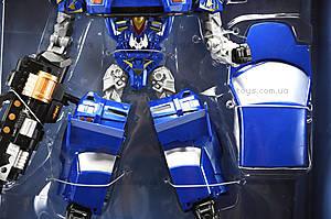 Игровой трансформер-автомобиль для детей, 3132, купить