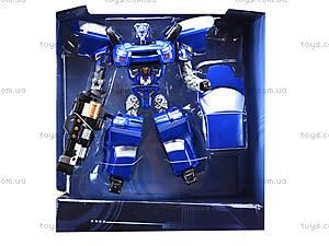 Игровой трансформер-автомобиль для детей, 3132, детские игрушки